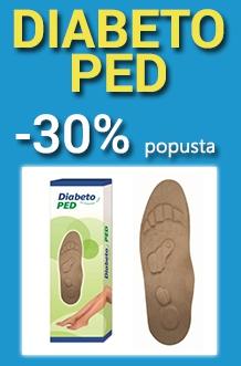 Ulosci za dijabetesno stopalo snizenje