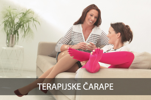 terapijske carape za vene